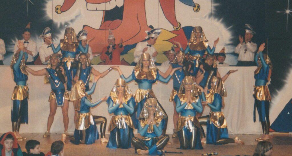 Pharaonen Showtanz 1994